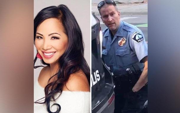 Супруга обвиняемого вубийстве Флойда полицейского подала наразвод