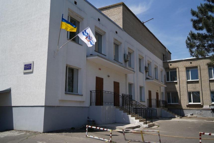 Детская инфекционная больница Николаева получила от «Новой почты» оборудование на 2 млн грн