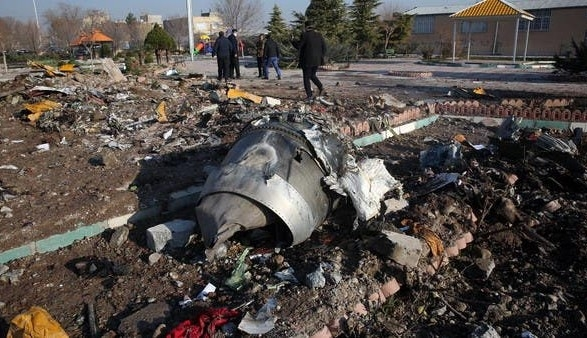 Иран готов передать черные ящики сбитого украинского Boeing 737 вПариж