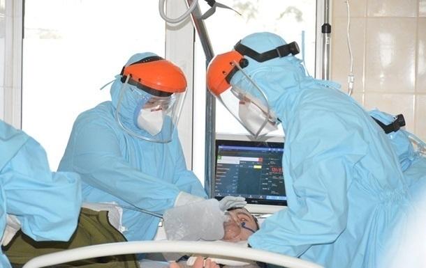 В Украине за сутки 525 новых случаев коронавируса