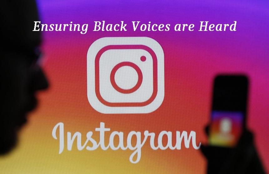 Instagram меняет приоритеты в пользу чернокожих
