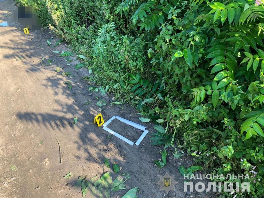 На Николаевщине в пьяном конфликте мужчину убили лопатой