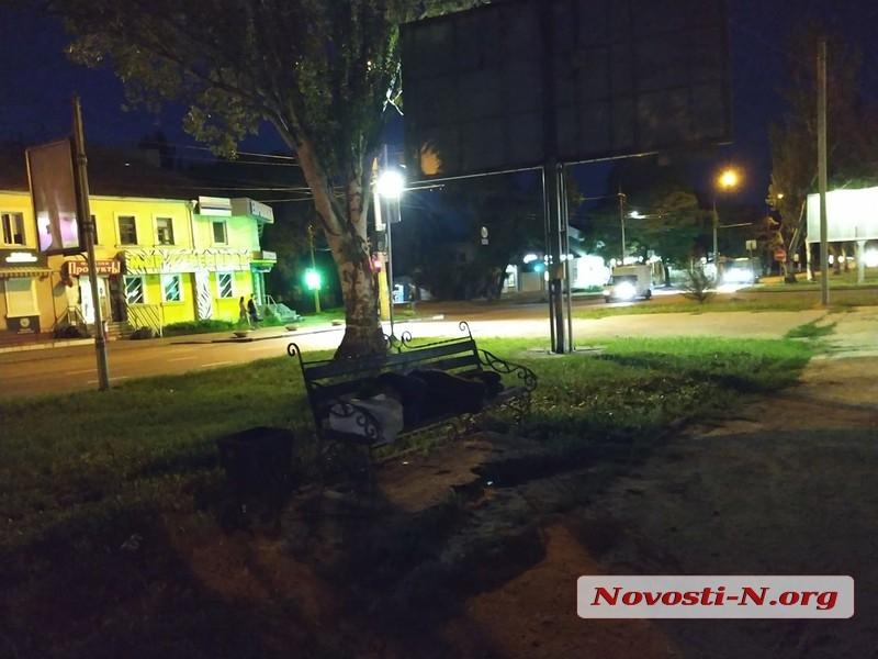 Улицы Николаева «атакуют» бездомные — большая часть больны туберкулезом и гепатитом