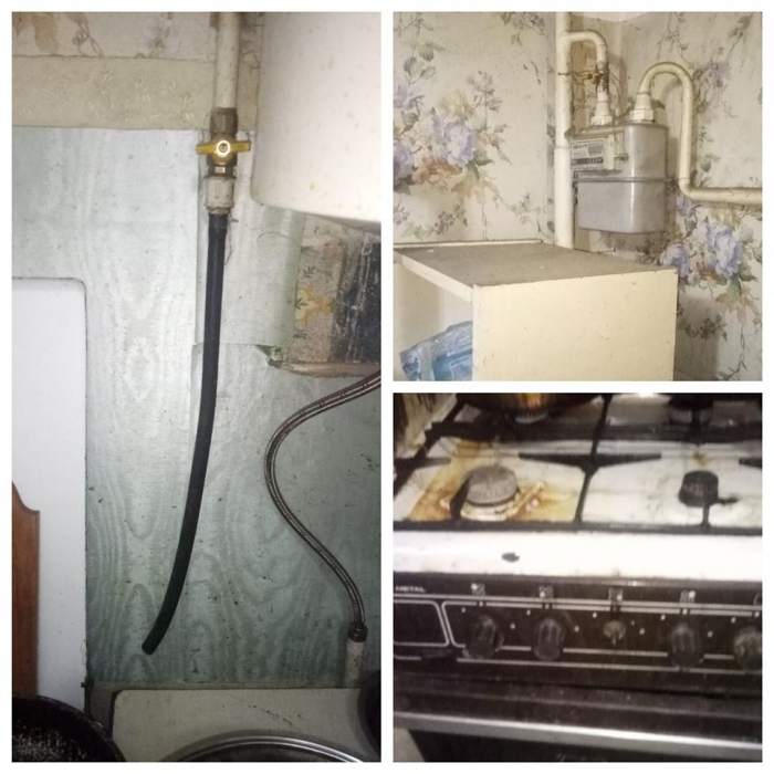 В Киеве подросток перерезал газовый шланг и угрожал взорвать дом