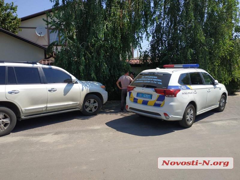 В Николаеве жена депутата найдена мертвой с огнестрельным ранением в голову