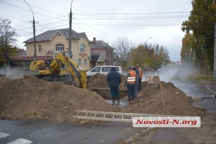 В Николаевской ТЭЦ рассказали, когда зароют ямы