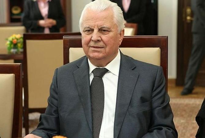 Первый президент Украины возглавит украинскую делегацию в Минске