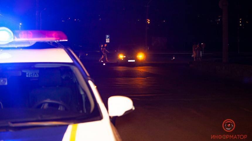 В Днепре на бульваре Славы BMW сбил ребенка. ВИДЕО