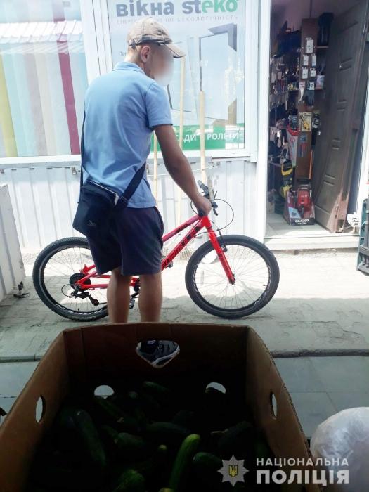 В Николаеве задержали серийного велосипедного вора