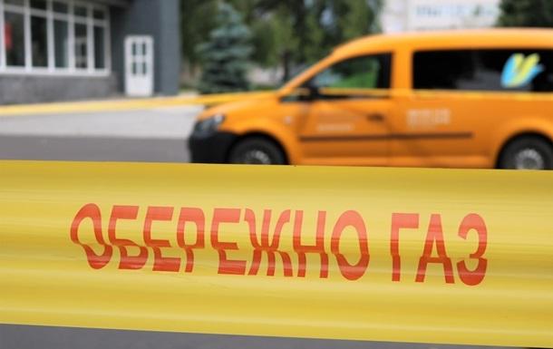 Под Киевом взорвался газопровод, поставляющий газ в Европу