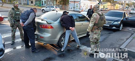 Николаевская полиция задержала преступную группировку, промышлявшую разбоем