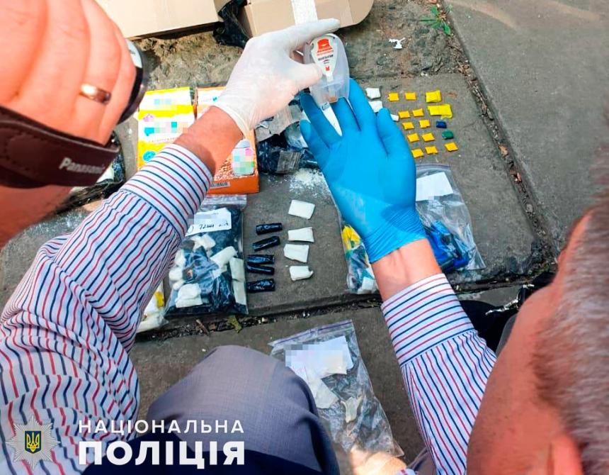 В полицию Николаева поступили экспресс-тесты для идентификации наркотиков