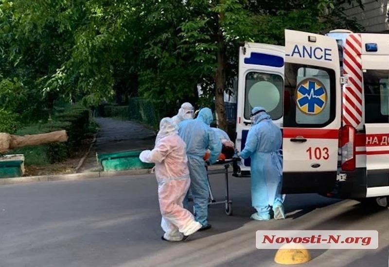 В Украине за сутки зафиксировали 3 627 новых случаев COVID-19