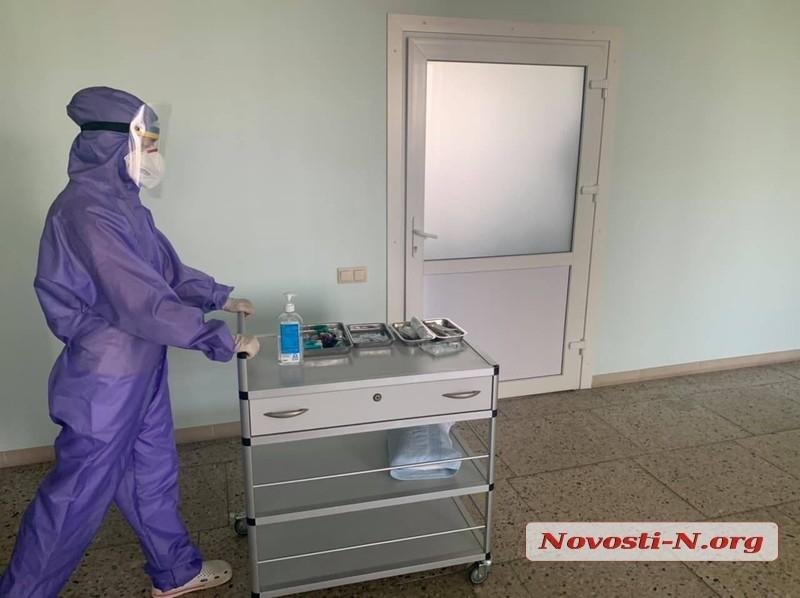 В Николаевской области новый антирекорд: за сутки 130 новых случаев COVID-19, один умерший