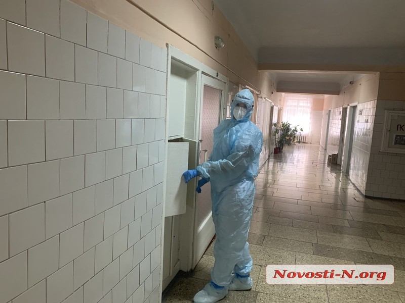 Новый антирекорд Николаевской области: за сутки 155 новых случаев COVID-19, один умерший
