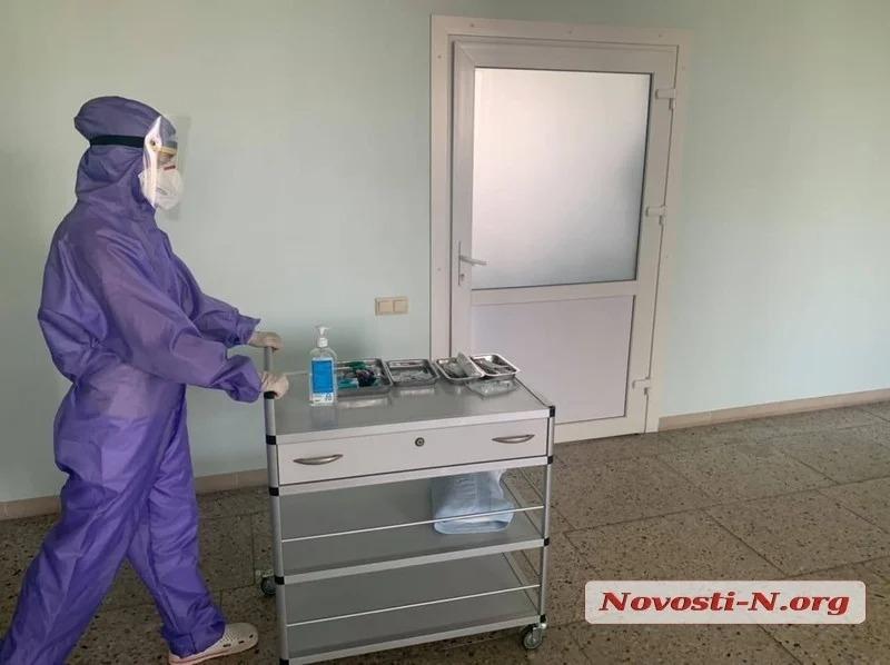 В Николаевской области показатель заболеваемости COVID-19 превышен почти в 2,5 раза