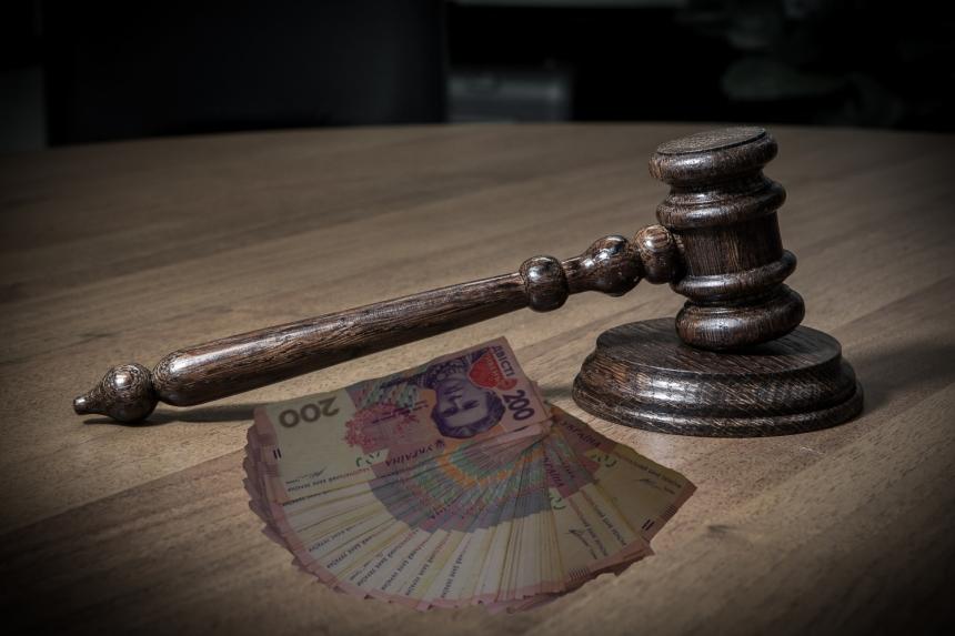 В Николаевской области директор фирмы присвоила 54 тысячи гривен бюджетных средств
