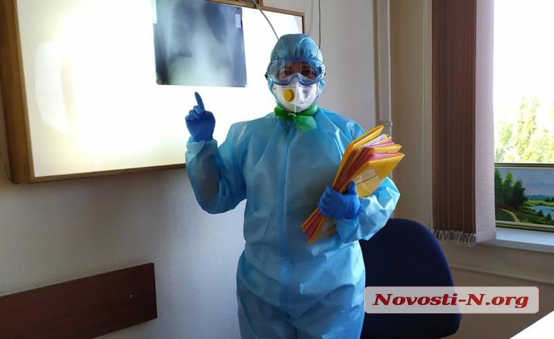 В Николаевской области показатель заболеваемости COVID-19 поднялся до 154,85