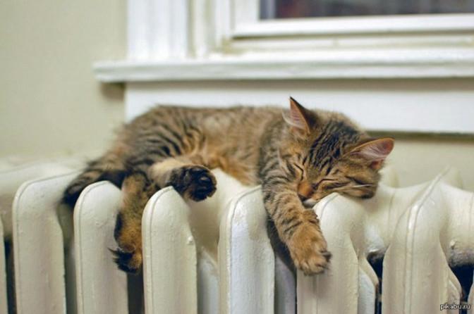 В крупных городах Украины начинают включать отопление