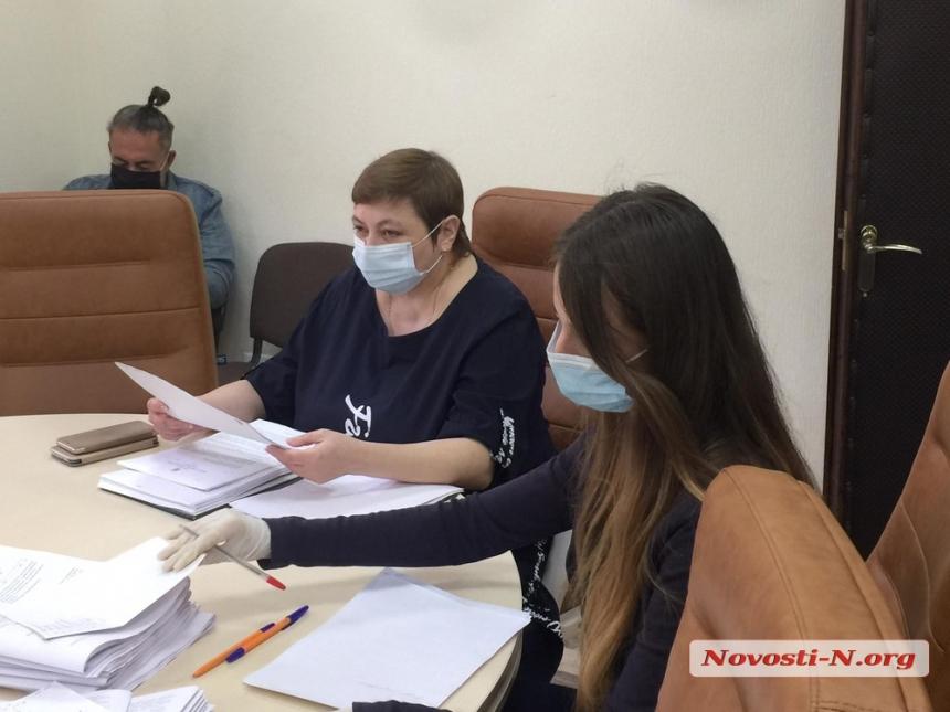 В Николаеве на борьбу с COVID-19 нашли только 710 тыс грн на дезинфекторы