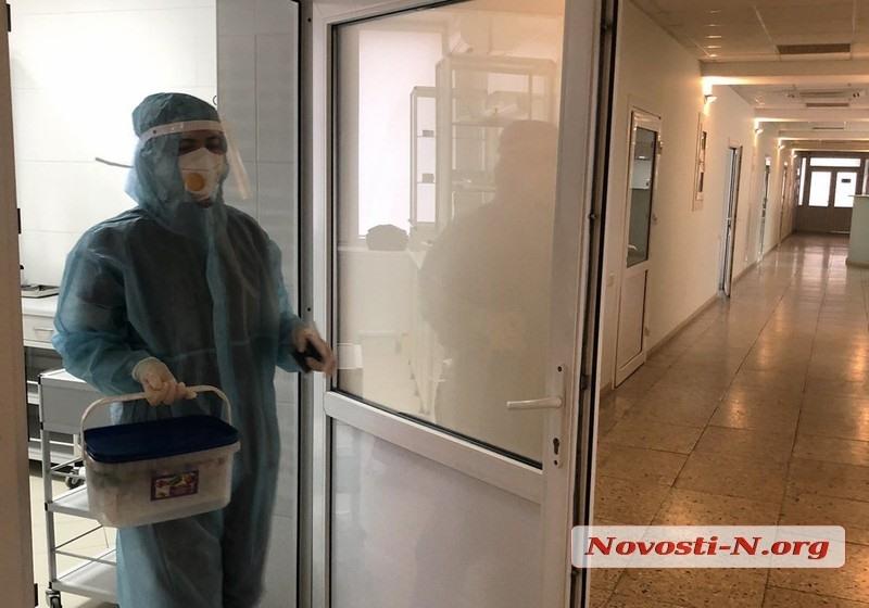 В Николаеве 167 новых больных COVID-19 за сутки, 202 — всего по области