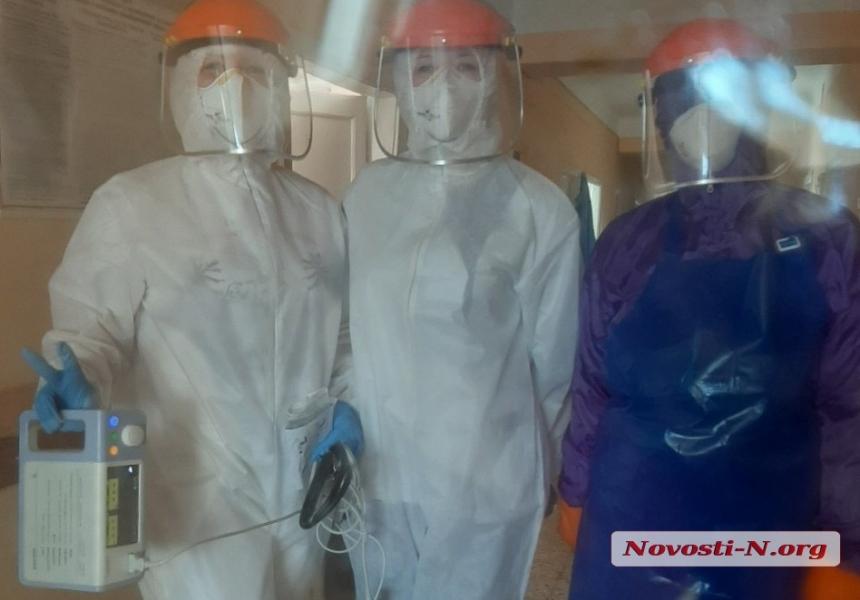 Украина на девятом месте в мире по количеству умерших от коронавируса за сутки