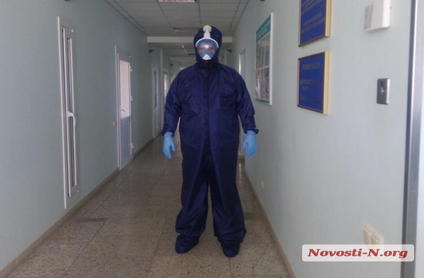 В Николаеве хотят закупать дополнительно кровати для больных COVID-19 и открыть тубдиспансер