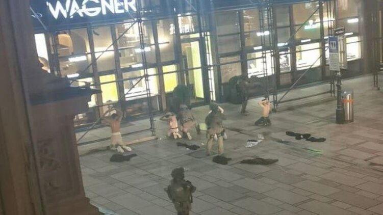 Атака на Вену: число жертв теракта выросло до 4 человек, не менее 17 ранены