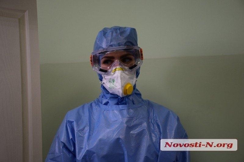 В Николаевской области показатель заболеваемости COVID превышает норму почти в 8 раз