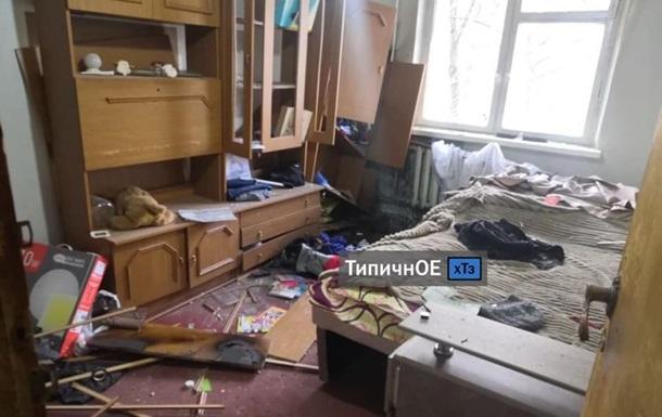 В Харькове мужчине оторвало руку во время взрыва гранаты