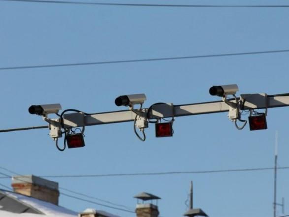 В Украине начали «ловить» на камеры нарушения ПДД евробляхерами