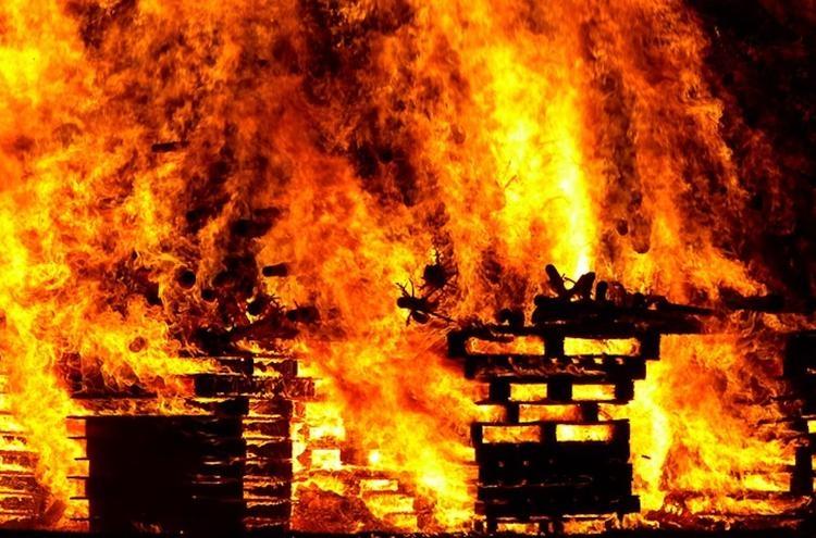 В Николаевской области в течение суток дважды горели жилые дома