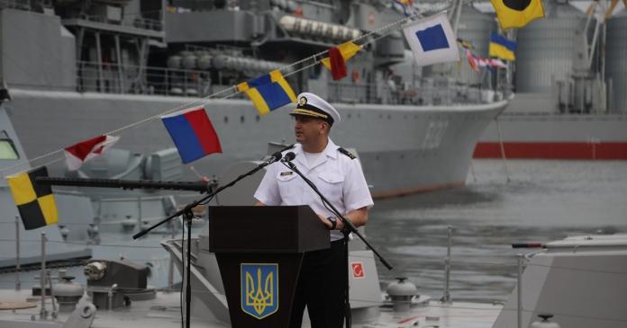 В районе Очакова построят главную базу Военно-морских сил Украины