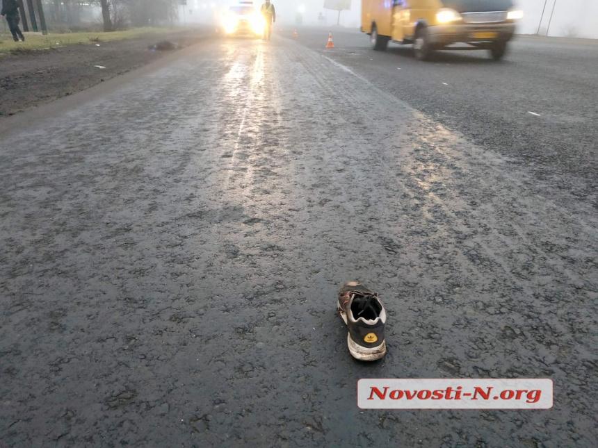 В Николаеве Audi насмерть сбил водителя, уходившего пешком с места ДТП
