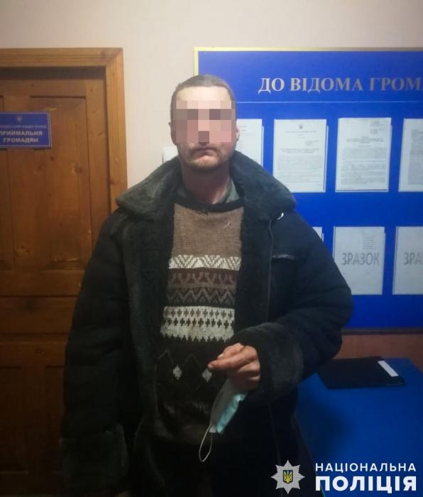 В Новой Одессе пьяный мужчина угнал у рыбака ВАЗ