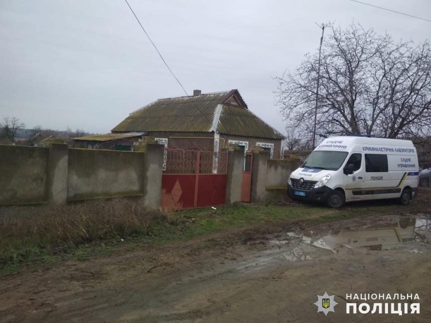 В Николаевской области неизвестные убили мужчину