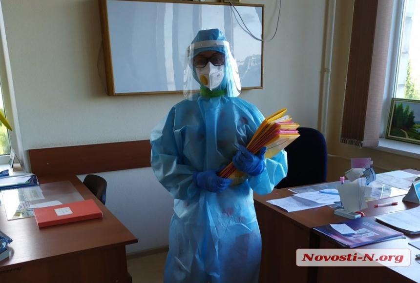 Показатель заболеваемости COVID-19 в Николаевской области превышен почти в 5 раз