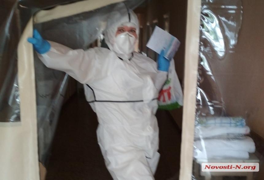 В Николаевской области за сутки 152 новых случая COVID-19, 6 человек умерли