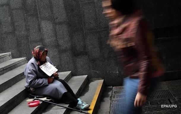 За чертой бедности оказались более 19 миллионов украинцев - вице-спикер Рады