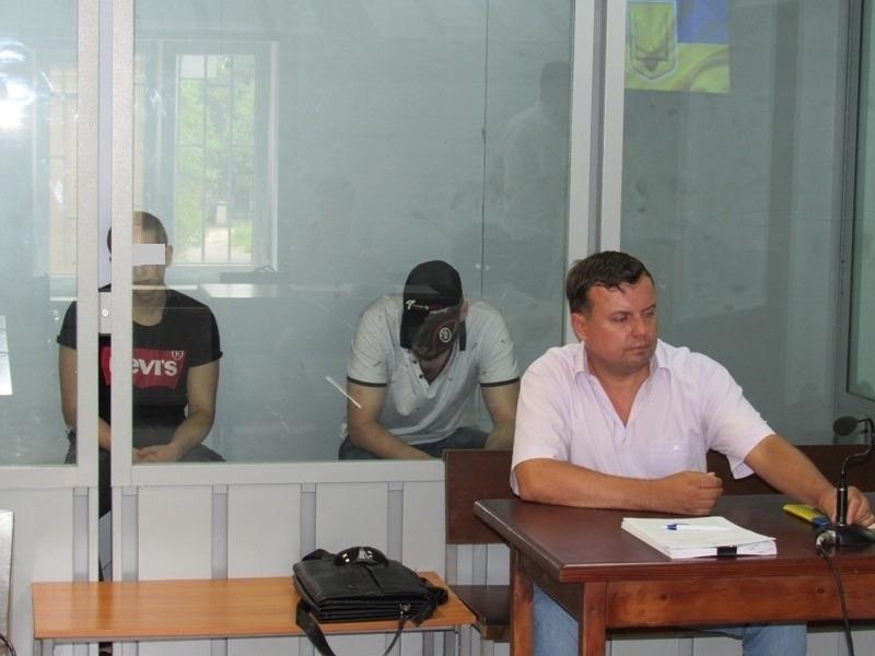 Убийство на «Аляудах» в Николаеве: троим обвиняемым продлили меру пресечения