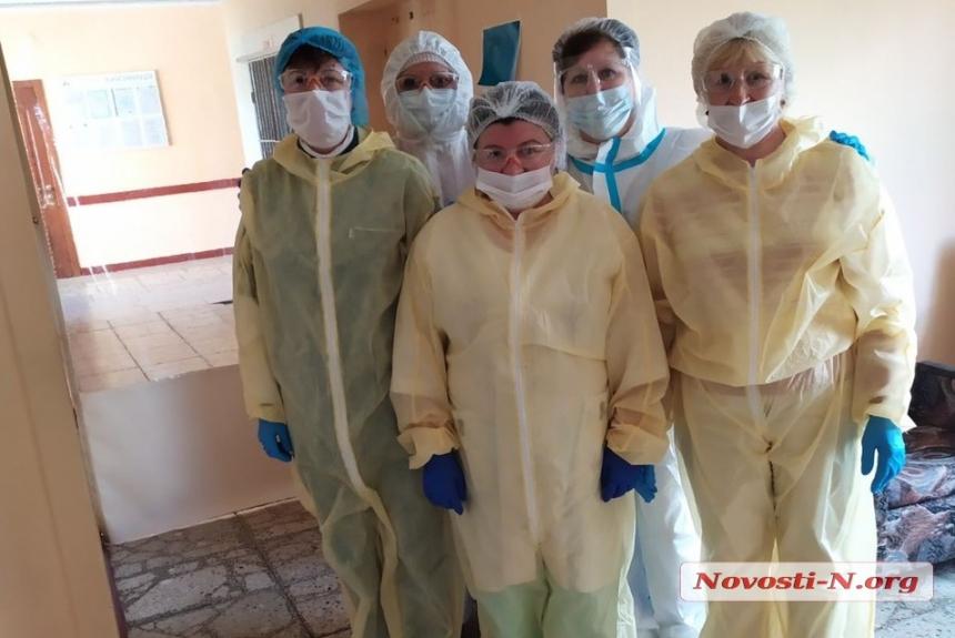COVID-19 в Николаевской области: за сутки 98 новых случаев, 4 человека умерли
