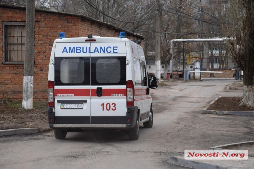 В Николаевской области показатель заболеваемости COVID-19 уменьшился до 176,78