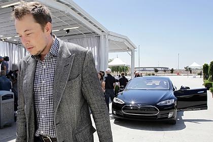 Маск решил сделать летающую Tesla