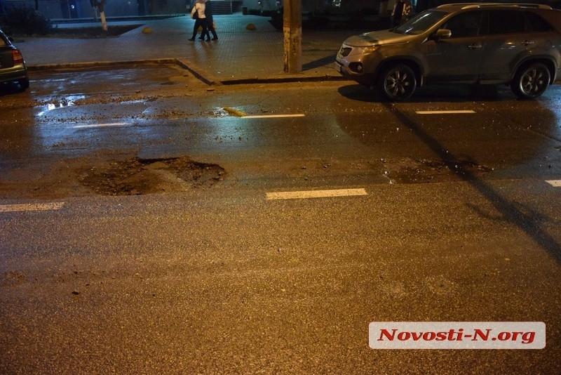 В Николаевской области дороги будут латать по «холодной» технологии, позволяющей работать зимой