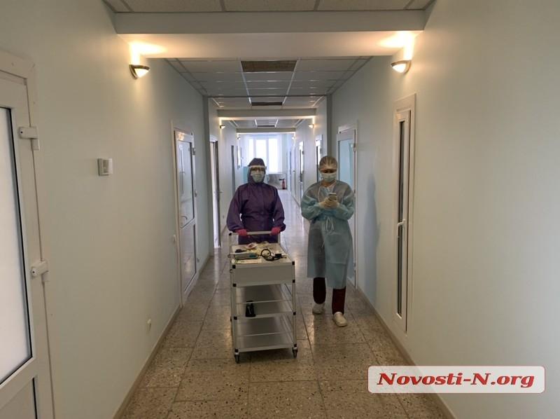 В Николаевской области за сутки 119 новых случаев COVID-19, 6 человек скончались