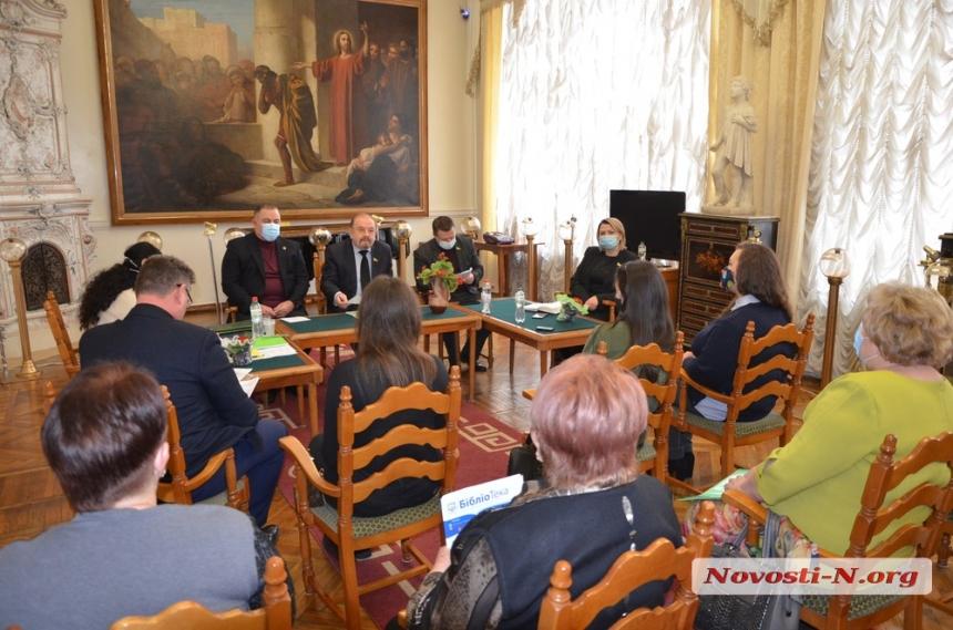 Впервые за 20 лет: библиотеки Николаевской области не имеют денег на закупку новых книг