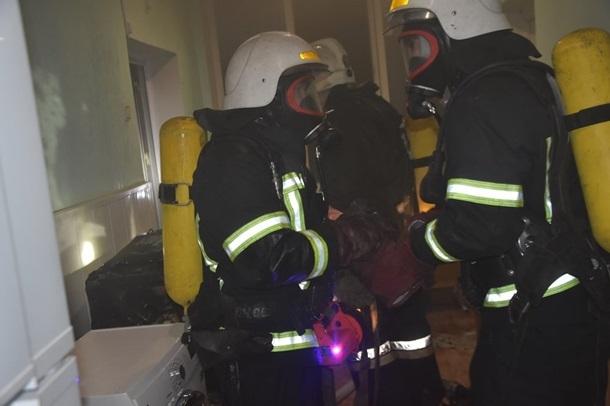 В Одессе ночью горел роддом: эвакуировано 46 женщин и 16 младенцев