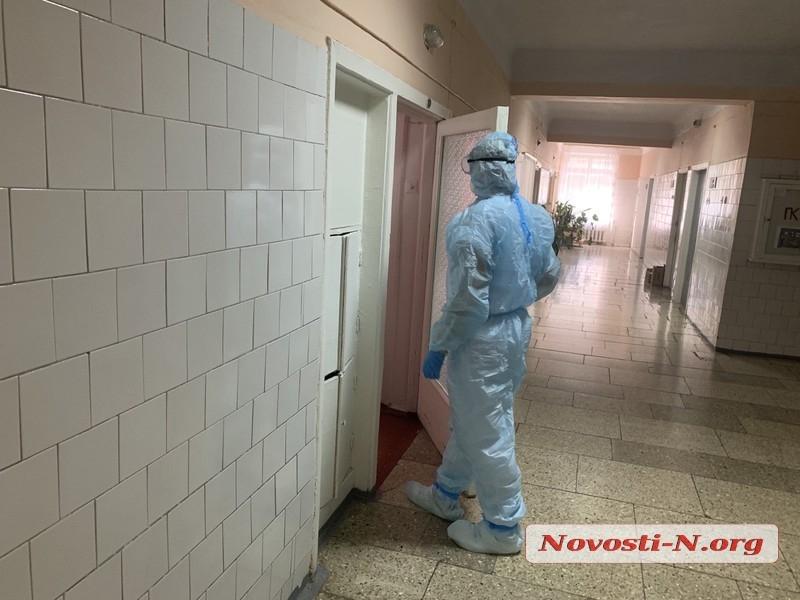 В Николаевской области за сутки зарегистрировано 147 новых случаев COVID-19