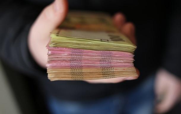 В Украине распространяют фальшивые деньги, похожие на настоящие