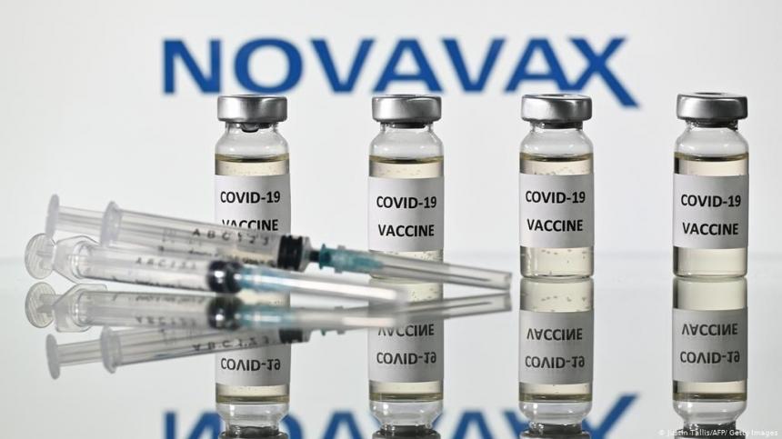Украина получит 15 млн доз вакцины от коронавируса NovaVax